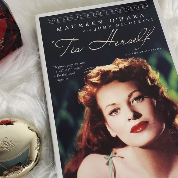 Maureen O'Hara Biography - Tis Herself